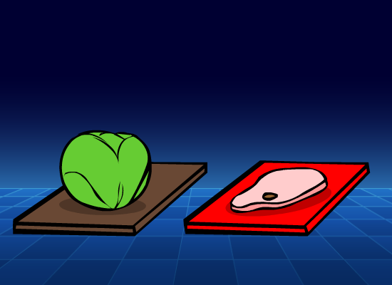 Separate Chopping Boards