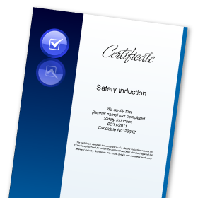 Induction Course Maintenance or Factory | Basic Health and Safety Induction Training