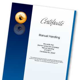Online Manual Handling Course | Manual Handling Training and Assessment Online
