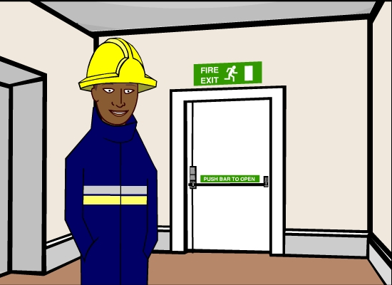 Online Fire Safety Training