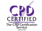 CPD Certified - VDU Training