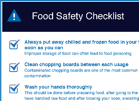 Food Hygiene Resouces Page Esky E Learning