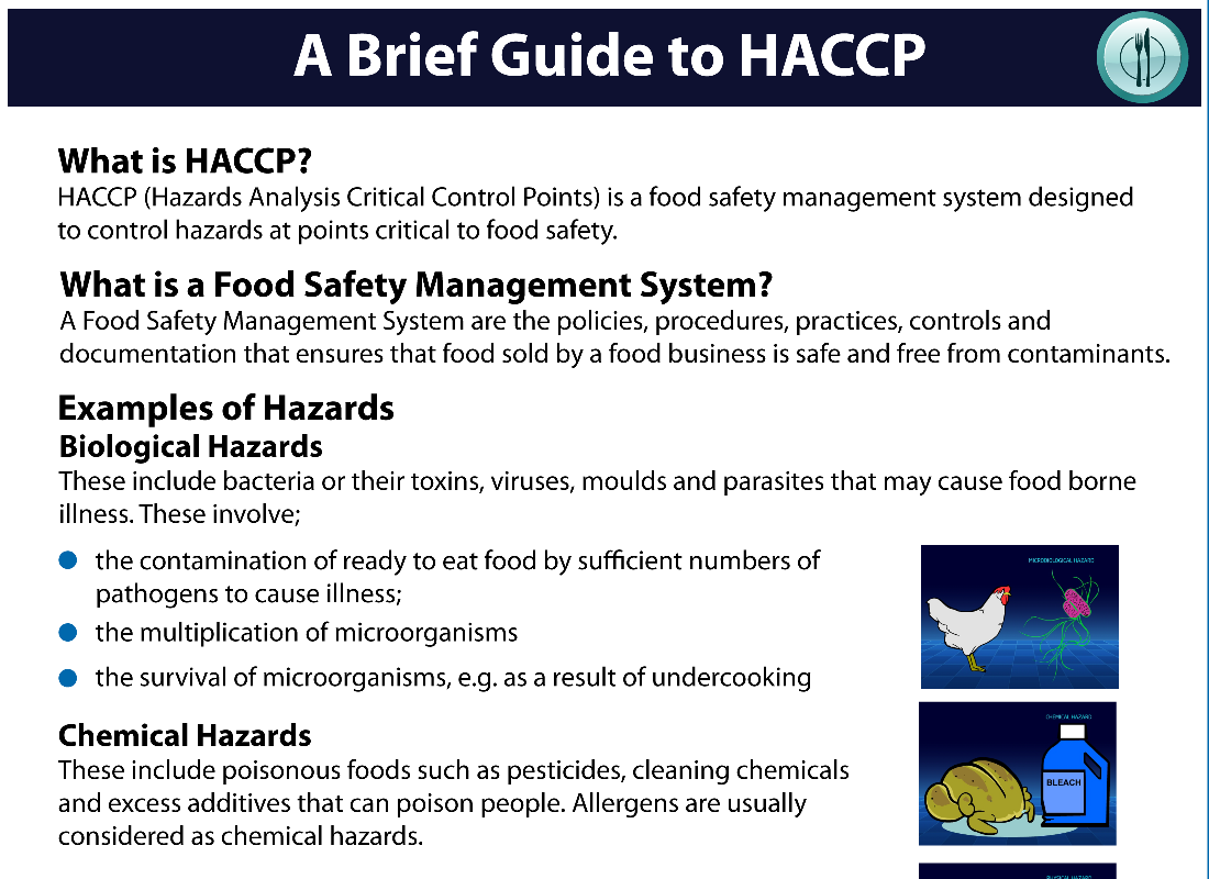 Haccp Manual Uk Circuits Download Nwc Circuit Wizard Educational Edition V150 Free Level 2 Online Certificate Array Resource Added A Brief Guide To Esky E Learning Rh Eskyweb Com